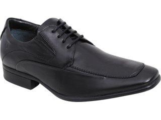 Sapato Masculino Democrata 434009 Preto - Tamanho Médio