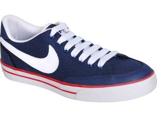 Tênis Masculino Nike Navaro 429782-401  Jeans Branco - Tamanho Médio
