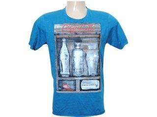 Camiseta Masculina Coca-cola Shoes 353202504 Marinho - Tamanho Médio
