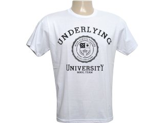 Camiseta Feminina Mineral 92360 Branco - Tamanho Médio