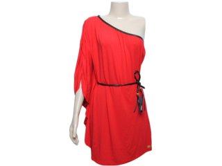 Vestido Feminino M.officer 1082037 Vermelho - Tamanho Médio