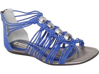 Sandália Feminina Dakota 6221 Azul - Tamanho Médio
