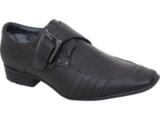 Sapato Masculino Ferracini 6073 Chumbo - Tamanho Médio