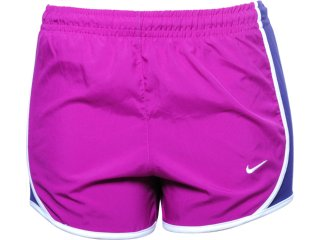 Short Feminino Nike 360224-512 Violeta - Tamanho Médio