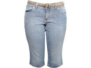 Bermuda Feminina Index 02.01.1304 Jeans - Tamanho Médio