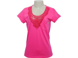 Blusa Feminina Moikana 4100 Pink - Tamanho Médio