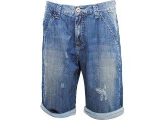 Bermuda Masculina Dopping 013120502 Jeans - Tamanho Médio