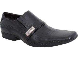Sapato Masculino Perlatto 7017 Preto - Tamanho Médio