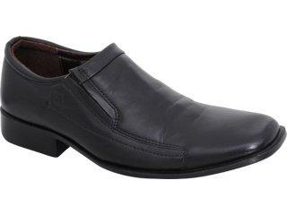 Sapato Masculino Perlatto 2002 Preto - Tamanho Médio