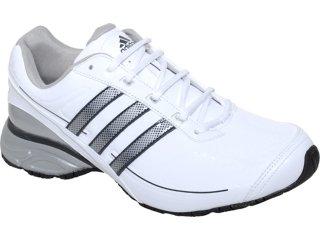 Tênis Masculino Adidas Evo Synt G29237  Branco/preto - Tamanho Médio