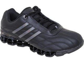Tênis Masculino Adidas Kundo Bounce G50288 Preto - Tamanho Médio