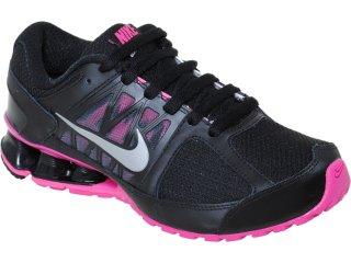 Tênis Feminino Nike Reax Run 472647-002 Preto/pink - Tamanho Médio