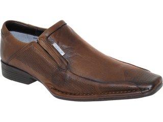 Sapato Masculino Ferracini 4771 Castanho - Tamanho Médio