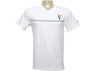 Camiseta Masculina Nike 424951-101 Branco - Tamanho Médio
