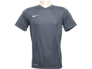 Camisa Masculina Nike 419158-060 Chumbo - Tamanho Médio