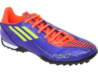 Tênis Masculino Adidas f5 Trx G29029 Roxo/laranja - Tamanho Médio