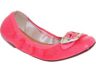 Sapatilha Feminina Moleca 5105303 Pink - Tamanho Médio