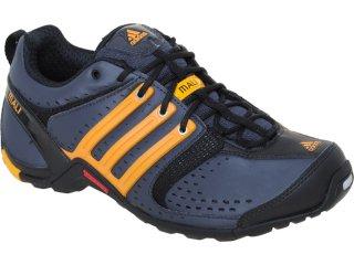 Tênis Masculino Adidas U41844 Mali 10 Preto/laranja - Tamanho Médio