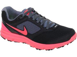 Tênis Feminino Nike Lunarfly 429850-067 Preto/pink - Tamanho Médio