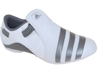 Tênis Masculino Adidas Mactelo G50357 Branco/cinza - Tamanho Médio