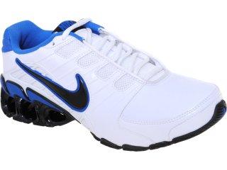 Tênis Masculino Nike Impax Atlas 428972-104 Branco/azul - Tamanho Médio