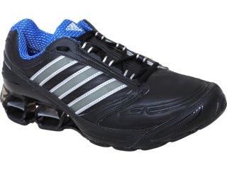 Tênis Masculino Adidas Devotion G41233  Preto - Tamanho Médio