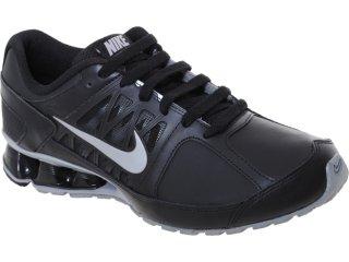 Tênis Masculino Nike Reax 472774-001 Preto/prata - Tamanho Médio