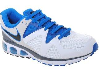 Tênis Masculino Nike Air Max 429880-104 Branco/azul - Tamanho Médio