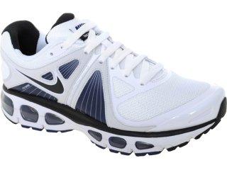 Tênis Masculino Nike Air Max 453976-101 Branco/marinho - Tamanho Médio