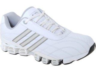 bdb8db1ca6 Tênis Adidas KUNDO BOUNCE G43860 Branco Comprar na Loja...