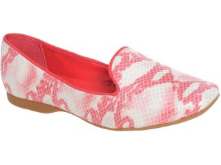 Sapato Feminino Bottero Slipper 158301 Vermelho - Tamanho Médio