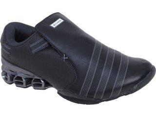 Tênis Masculino Adidas Mactelo Bounce G50359 Preto/prata - Tamanho Médio