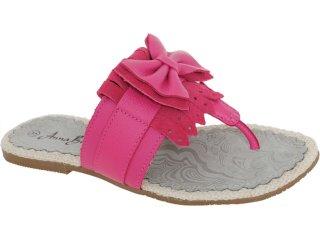 Tamanco Feminino Brenners 555 Pink - Tamanho Médio
