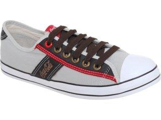 Tênis Masculino Coca-cola Shoes Cc0101701 Areia - Tamanho Médio