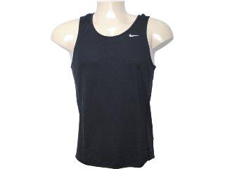 Regata Masculina Nike 404648-010 Preto - Tamanho Médio