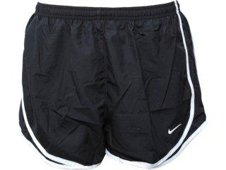 Short Feminino Nike 716453-010 Preto/branco - Tamanho Médio