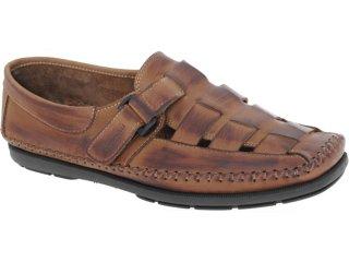 Sapato Masculino Jovaceli 31100 Rato - Tamanho Médio