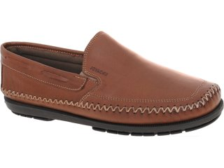 Sapato Masculino Jovaceli 04006 Tabaco - Tamanho Médio