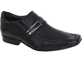 Sapato Masculino Pegada 20160-1 Preto - Tamanho Médio
