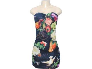 Vestido Feminino Coca-cola Clothing 443200915 Preto - Tamanho Médio