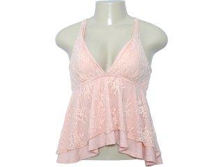 Blusa Feminina Coca-cola Clothing 363202184 Areia - Tamanho Médio