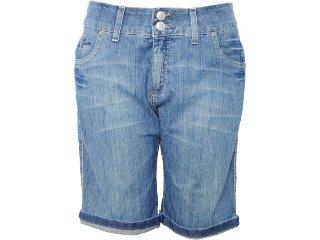 Bermuda Feminina Index 02.01.1284 Jeans - Tamanho Médio