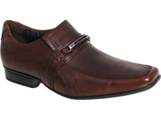 Sapato Masculino Pegada 20159-3 Telha - Tamanho Médio