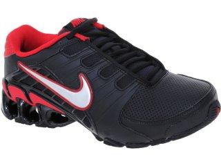 Tênis Masculino Nike Impax Atlas 428972-006 Preto/vermelho - Tamanho Médio