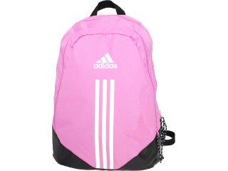 mochila adidas rosa feminina