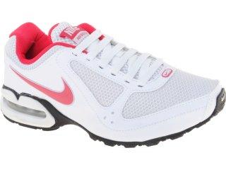 Tênis Feminino Nike Air Max Lte 445606-102 Branco/pink - Tamanho Médio