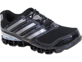 Tênis Masculino Adidas Intimidade G20452  Preto/prata - Tamanho Médio