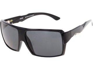 óculos Masculino Mormaii 0727 Aruba Preto/cinza - Tamanho Médio