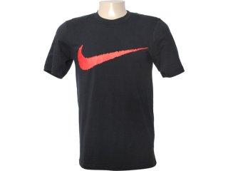 Camiseta Masculina Nike 382697-012 Preto - Tamanho Médio