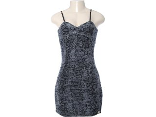 Vestido Feminino Index 13.02.0854 Preto - Tamanho Médio